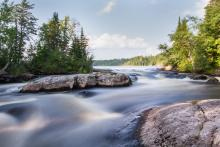 Boreal photo contest winner Land and Waterscape