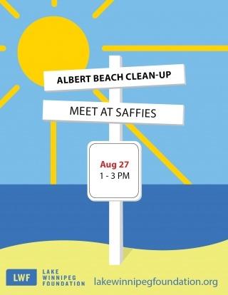 Albert Beach Clean up