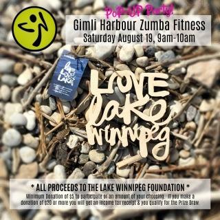Gimli Harbour Zumba Fitness