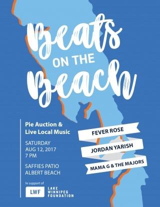 Beats on the Beach Albert Beach Saffies