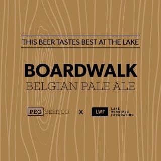 Lake Winnipeg beer PEG Beer Co.