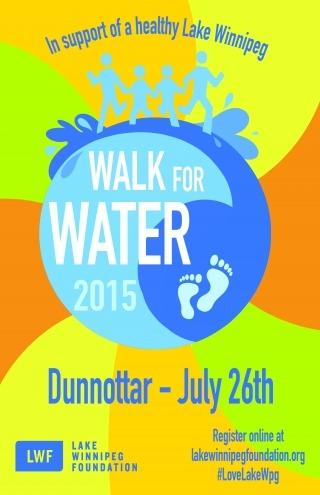 Walk for Water 2015 Dunnottar
