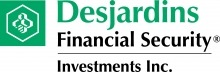 The Desjardins Financial Security logo